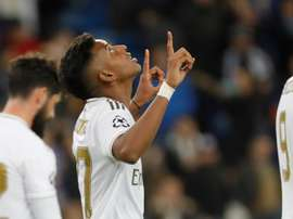 Rodrygo commence à faire douter le Real Madrid. EFE