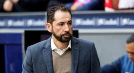 Machín habló tras el empate del Espanyol. EFE/ Rodrigo Jiménez