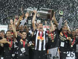 Atlético Mineiro fue el último en ganar por penaltis la Libertadores. EFE/Archivo