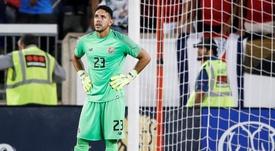 Lucas Moreira no pudo viajar desde Bolivia. EFE