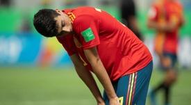 El sueño de España terminó como pesadilla. EFE