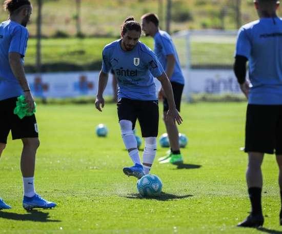 Cáceres y Pereiro sustituyen a Nández y Rodríguez. EFE