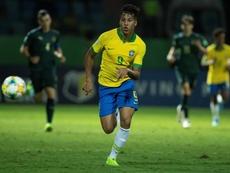 A dos pasos de la gloria. EFE/Joédson Alves