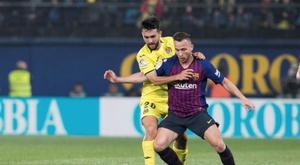 A Juve quer logo Arthur no seu time. EFE / Domenech Castelló