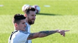 Argentina se enfrentará a Brasil y Uruguay. EFE