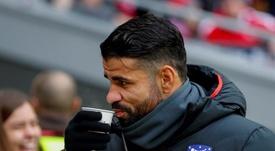 Diego Costa no tendrá sustituto en el mercado de fichajes. EFE