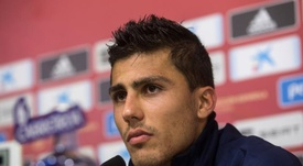 Rodri tuvo palabras preciosas hacia Villa. EFE