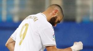 Karim adelantó a Puskas. EFE