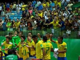 Brasil tentará parar a avassaladora França. EFE/Joédson Alves