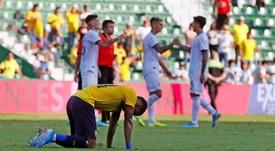El Ecuador-Trinidad y Tobago, un partido de revanchas. EFE