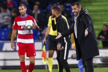 Diego Martínez, renovado por un año. EFE