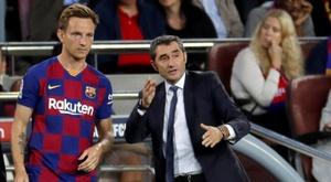 Il Barça rifiuta un'offerta per Rakitic. EFE