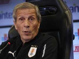 Uruguay espera aprovechar el parón. EFE
