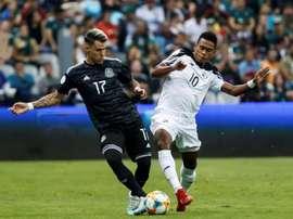 Sigue en directo el Mexico-Panamá de la Liga de las Naciones. EFE