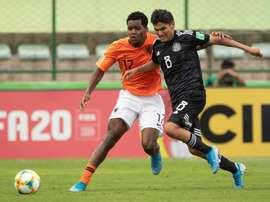 México, a la final del Mundial desde los once metros. EPA/Joedson Alves