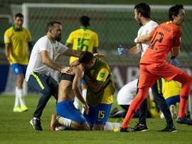 Brasil remonta a Francia y se cita con México en la final. EFE