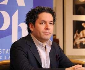 El venezolano Gustavo Dudamel. EFE/Agustín de Gracia/Archivo