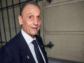 Lopera recurrió ante el Supremo y demandó al Betis. EFE/Archivo