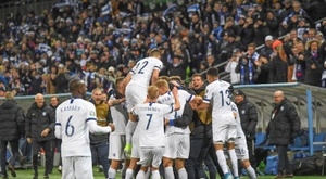 Finland will be in the Euro's for the first time. EFE