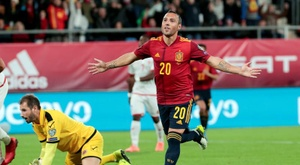 Cazorla and Spanish youngsters cruise over Malta in 7-0 thrashing. EFE
