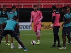 La CONMEBOL desestimó el recurso de Colón por la Copa Sudamericana. EFE