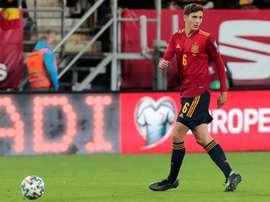 Pau Torres plaît à Arsenal. EFE/Román Ríos