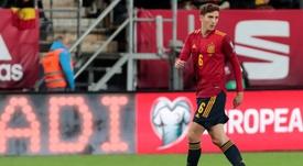 Pau Torres fera les Jeux Olympiques. EFE