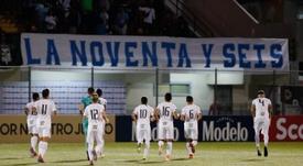 Alianza se lleva el Apertura Salvadoreño. EFE/Eliecer Aizprúa Banfield/Archivo