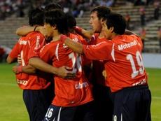 Independiente labró su fama como 'Rey de Copas' en la Libertadores. EFE/Archivo