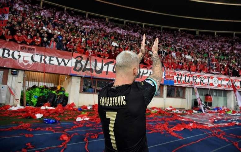 Un triunfo que vale una Eurocopa. EFE/EPA/CHRISTIAN BRUNA
