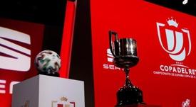 ¡Ya tenemos cruces de la primera ronda de Copa del Rey! EFE