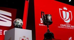 A primeira rodada da Copa del Rey foi sorteada. EFE/Zipi