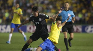 Dão por certo no Brasil: Couto, contratado pelo Barça. EFE/ Andre Coelho