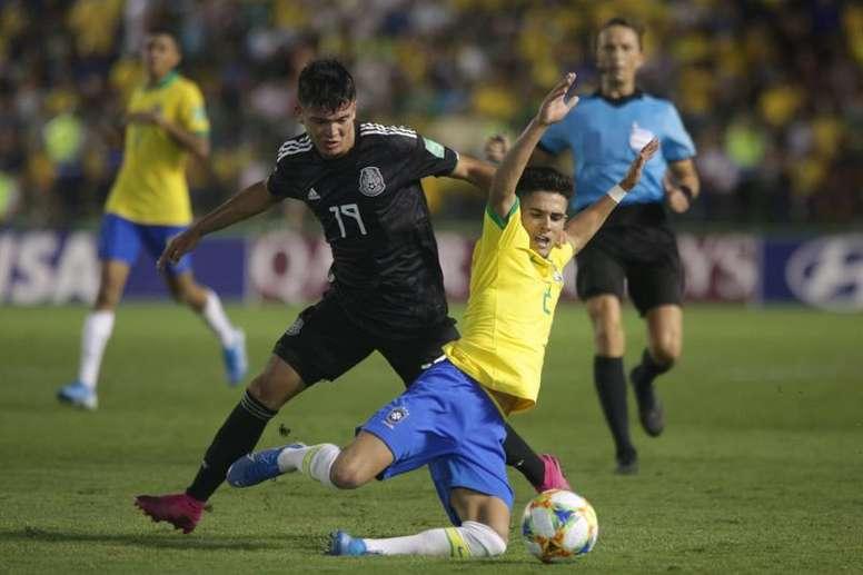 En Brasil ya lo dan por hecho: Couto, fichado por el Barça. EFE/ Andre Coelho