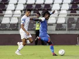 Costa Rica saca el pase sin convencer. EFE