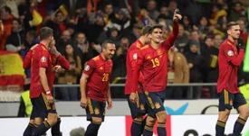 España y el resto de combinados conocerán su suerte el sábado. EFE