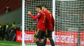 Lo que gana España siendo cabeza de serie en la Eurocopa. EFE/Rodrigo Jiménez
