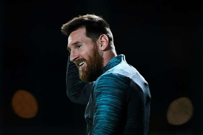 Que conquistas ainda faltam para Messi? EFE/ Alejandro García/Archivo