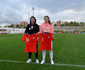 El fútbol chileno es de ellas. EFE