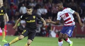 Um tabu de quase meio século contra o Atlético. EFE/Pepe Torres/Archivo