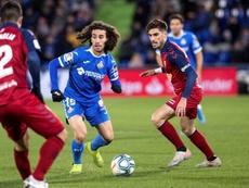 Nacho Vidal espera poder jugar en el regreso de la Liga. EFE
