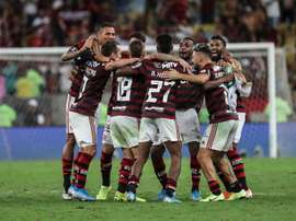 Onde assistir e horário de Flamengo x River Plate. EFE/Antonio Lacerda