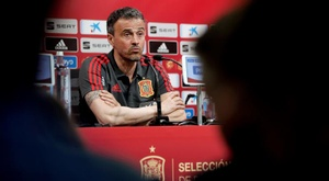 Luis Enrique's return gets a date and time. EFE