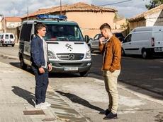 Arranca el juicio contra los tres ex jugadores del Arandina. EFE/Paco Santamaría/Archivo