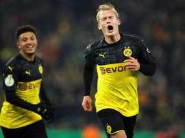 Nuevo acuerdo entre el Borussia Dortmund y Puma. EFE/EPA/FRIEDEMANN