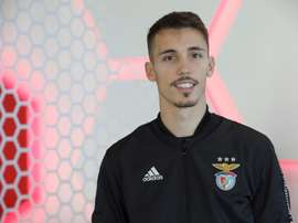 El lateral del Benfica espera recibir la llamada de España. EFE