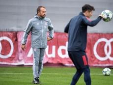 Bayern y RB Leipzig intentarán cazar al 'Gladbach. EFE/EPA/LUKAS BARTH-TUTTAS