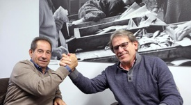 Jorge Jesus, el innovador discípulo de Cruyff que postulan para el Barça. EFE