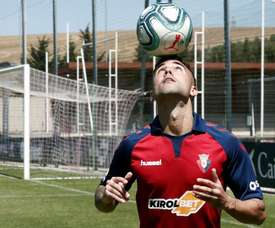 Osasuna se enfrenta al Athletic. EFE