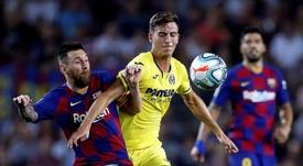 En Inglaterra relacionan a Pau Torres con el Chelsea. EFE